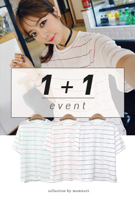 [LabelsD] 1 + 1 Metro ..Tee (Reserve May 26)