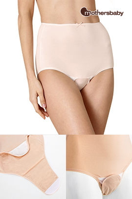 [Mothers' Baby] Pregnant Women's Safety Hygiene Panties _MB18RAA03