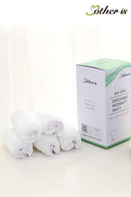 [Mother's] 5 disposable maternity panties